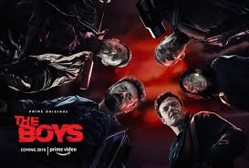 Cartel The Boys - Temporada 1 - Poster 9 sobre un total de 11 ...
