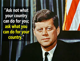 of jfk s best quotes for st patrick s day