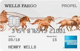 wells fargo launches third propel
