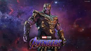 thanos endgame wallpapers top free