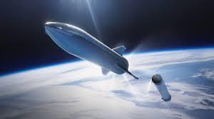 Фото дня: тестовый корабль нового поколения SpaceX Starship ...