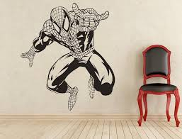 Sale Hot Sale For Wall Stickers Wall Sticker Spiderman Wall Decal Superhero Vinyl Sticker Decor Removable Waterproof Decal Walls Decal Your Wall From Onlinegame 15 82 Dhgate Com