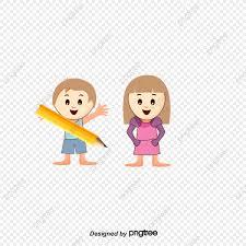 لطيف الكرتون صور أطفال طفل ولد فتاة Png والمتجهات للتحميل مجانا