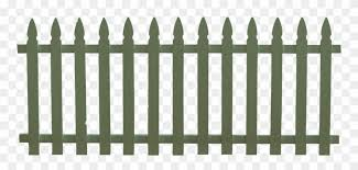 Ranch Clipart Wire Fence White Picket Fence Png Transparent Png 44404 Pinclipart