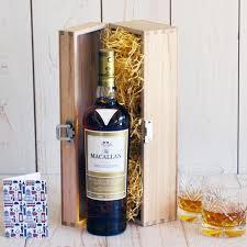 macallan gold single malt whisky gift