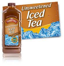 turkey hill dairy unsweetened iced tea