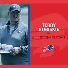 Buffalo Bills - Terry Robiskie has been hired as our Wide...   Facebook