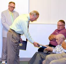The Journal-Enterprise: Local WWII hero and POW honored in Madisonville