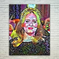 Adele Adele PosterAdele West ArtAdele PrintAdele | Etsy