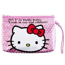 beauty case o kitty makeup bag