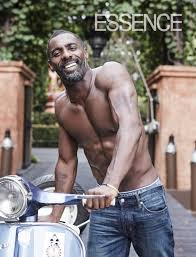 Here's a Shirtless Photo of Idris Elba to Get You Through the Week ...