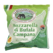 Caseificio La Contadina | ITALY Mozzarella Di Bufala Campana DOP Cheese  ~125g / pack