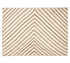 chevron stripe jute rug pottery barn