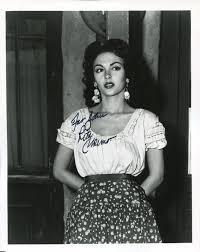 RITA MORENO HAND SIGNED 8x10 PHOTO+COA GORGEOUS YOUNG ACTRESS TO JOHN |  eBay | Rita moreno, Vintage beauty, Hispanic actresses