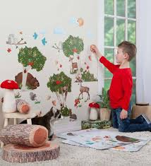 Children S Decorative Wall Decals Woodland Hearthsong