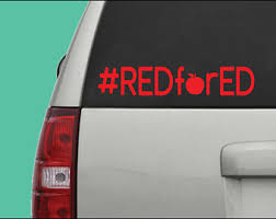 Redfored Decal Etsy