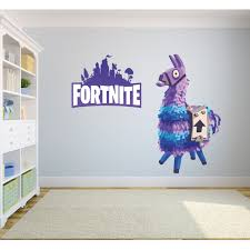 Fortnite Video Game Play Gamers Battle Decors Wall Sticker Art Design Decal For Girls Boys Kids Room Bedroom Nursery Kindergarten House Fun Home Decor Stickers Wall Art Vinyl Decoration 12x20 Inch
