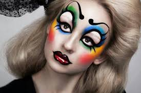 female clown makeup 2020 ideas