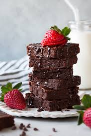 healthier brownies cooking cly