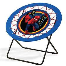 Spiderman Bungee Chair Fun Chair Great For Children Play Room Furniture Veljko Velimir Dsat