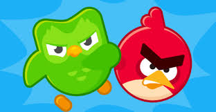 Angry Birds,' Duolingo Collab on Crossover