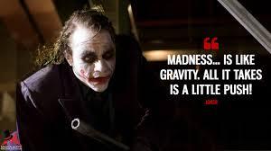 best bane and joker quotes batman christopher nolan series
