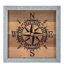 Compass Wood Wall Decor Hobby Lobby 1651868