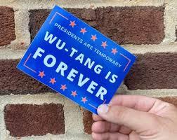 Wutang Sticker Etsy
