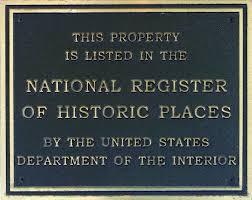 Comus Inn Historical Marker
