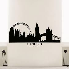 Overstock Com Online Shopping Bedding Furniture Electronics Jewelry Clothing More Decal Wall Art Silhouette Wall Art City Silhouette