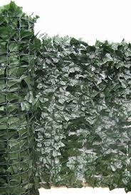 Artificial Ivy Leaf Fence Roll Artificial Greenery Artificial Ivy