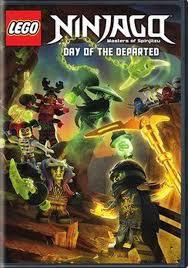 LEGO Ninjago: Masters of Spinjitzu - Day of the Departed (DVD ...