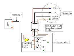 ceiling fan electrical wiring