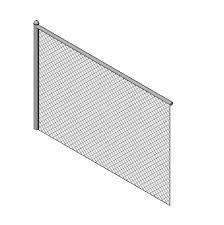 Chain Link Fence Cad Blocks Free