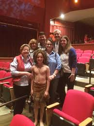 Wesley Adams '17 Cast as Young Tarzan — Stuart Hall School for Boys