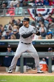 Daniel Palka of the Chicago White Sox bats against the Minnesota ...