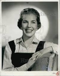 1948 Press Photo Actress Betty Johnson - RSL61495 | Historic Images