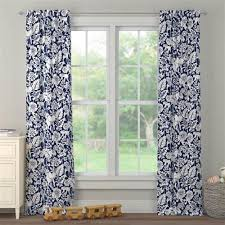Monkey Drapes And Curtains Coordinating Drape Panels Carousel Designs