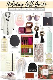 holiday gift guide last minute gifts