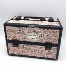mary kay estic makeup large box