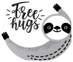 Adorable Sloth Stickers Car Decals Dozens Of Designs