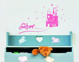 Cinderella Wall Decal Style And Apply
