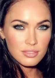 makeup dark hair blue eyes cat eye makeup