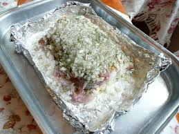 Baked Sturgeon – Cooking With Game