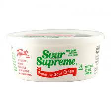 tofutti pareve sour cream 12oz sour