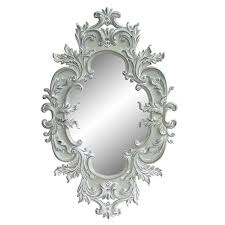 traditional oval 60 inch wall mirror