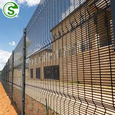 Factory Price Anti Climb Galvanized Security Welded Wire Mesh Fence Panels Clear View Fencing Zambia Buy Clear View Fencing Clearvu Fencing Zambia Galvanized Security Fence Panels Product On Alibaba Com