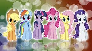 free my little pony wallpapers