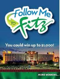 Get Your Follow Me To Fitz Car Decal Fitz Casino Tunica Facebook