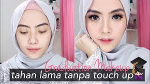 tutorial makeup wisuda uji ketahanan